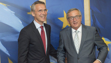 Joint statement by the NATO Secretary General Jens Stoltenberg and the President of the European Commission Jean-Claude Juncker