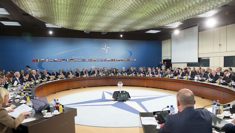 NATO Secretary General Statement on Defence Capacity Building Package for Iraq