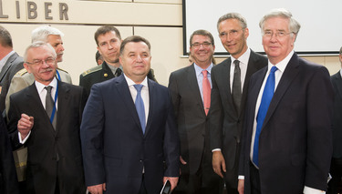 NATO Defence Ministers express strong support for Ukraine