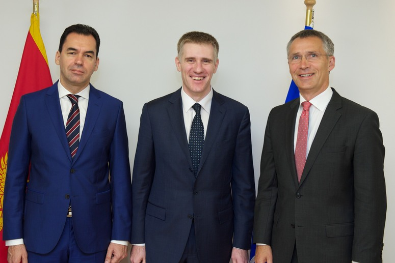 NATO welcomes Montenegro's progress toward Euro-Atlantic integration