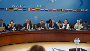 NATO-Georgia Commission discusses state of partnership, welcomes Georgia's reform progress