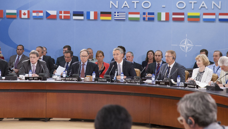 Slikovni rezultat za nato meeting turkey