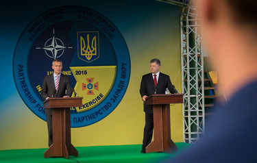 Remarks by NATO Secretary General Jens Stoltenberg at the opening ceremony of the EADRCC Exercise ''Ukraine 2015''