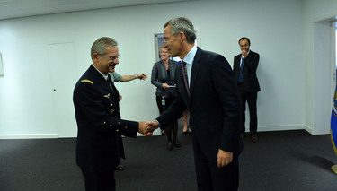 Bilateral meeting with the Supreme Allied Commander Transformation