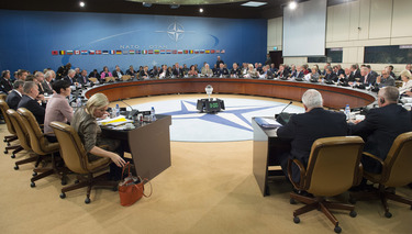 NATO Defence Ministers take further steps to enhance collective defence