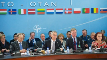 Opening remarks by NATO Secretary General Jens Stoltenberg at the meeting of the North Atlantic Council in Defence Ministers session