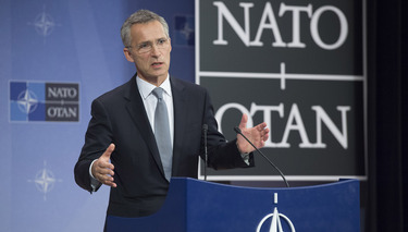 Press conference following the meeting of the NATO-Georgia Commission
