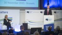 NATO Secretary General addresses the European Defence Agency