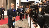 NATO Secretary General attends European Foreign Affairs Council