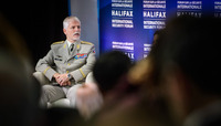 Chairman of the NATO Military Committee participates at the Halifax International Security Forum
