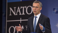 Meetings of the Foreign Ministers at NATO Headquarters in Brussels - Press Conference NATO Secretary General