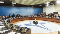 Meetings of the Foreign Ministers at NATO Headquarters in Brussels - North Atlantic Council meeting