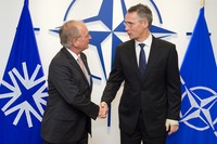 Chairman of the Munich Security Conference visits NATO