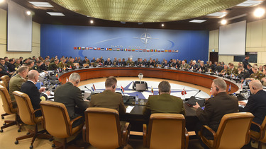 NATO Chiefs of Defence discussed the Resolute Support Mission, cooperation with Mediterranean Dialogue partners and NATO's adaptation