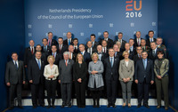 NATO Secretary General attends European Defence Ministers meeting