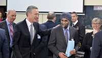 Meetings of the Defence Ministers at NATO Headquarters in Brussels - Meeting of the North Atlantic Council