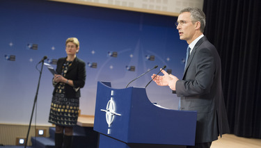 Press conference by the Secretary General following the meeting of NATO Defence Ministers