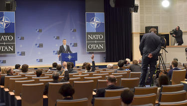 Press conference by the Secretary General following the meeting of the NATO-Georgia Commission