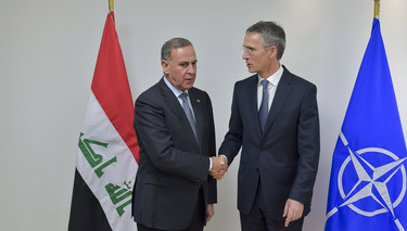 Bilateral meeting with the Minister of Defence of Iraq