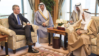 NATO agrees Kuwait Mission to NATO