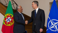 Meeting with the Prime Minister of the Republic of Portugal