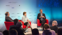 NATO Secretary General participates at the Brussels Forum organized by the German Marshall Fund of the United States