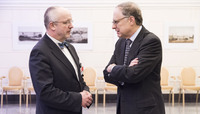 The North Atlantic Council visits Lithuania