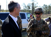 NATO Secretary General visits the United States - Day 2