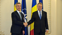 NATO Secretary General visits Romania