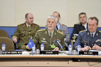 Meetings of the Chiefs of Defence at NATO Headquarters in Brussels - Opening remarks by the Chairman of the Military Committee