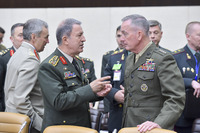 Meetings of the Chiefs of Defence at NATO Headquarters in Brussels - MC-CS Resolute Support Format