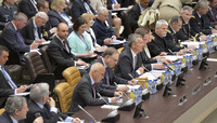Meeting of the Foreign Ministers at NATO Headquarters in Brussels - Resolute Support Meeting