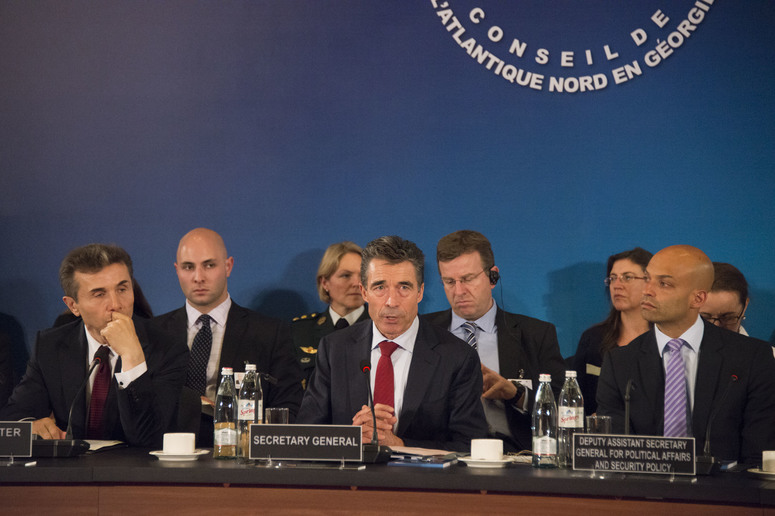 Meeting of the NATO-Georgia Commission. Opening remarks by NATO Secretary General Anders Fogh Rasmussen