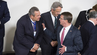 Meetings of the NATO Defence Ministers at NATO Headquarters in Brussels - Family Portrait