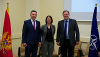 Delegates from Montenegro visit NATO for consultations on Civil Preparedness and Crisis Management