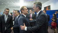 NATO Secretary General attends meeting of the European Council