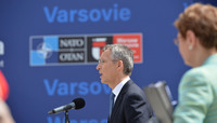 Doorstep statement by the NATO Secretary General - NATO Summit Warsaw