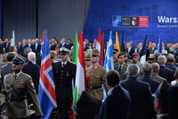 Meeting of the North Atlantic Council at the level of Heads of State of Government - NATO Summit Warsaw
