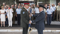 Change of Command - Director General of the International Military Staff (DGIMS)