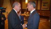 NATO Secretary General visits Turkey