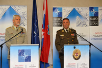 NATO Military Committee Conference - Joint Press Conference