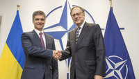 Visit to NATO by the Deputy Foreign Minister of Ukraine