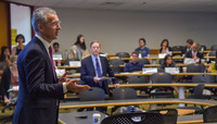 NATO Secretary General at the Harvard Kennedy School