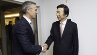 Visit to NATO by the Minister of Foreign Affairs of the Republic of Korea