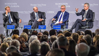 "NATO Secretary General at ""Menschen in Europa"" event in Passau"