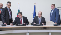 Meetings of NATO Ministers of Defence - Signing of MOU on Cyber Defence