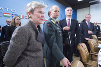 Meetings of the NATO Defence Ministers at NATO Headquarters in Brussels - Meeting of the North Atlantic Council