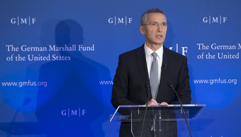 Nato Opinion A Strong Transatlantic Bond In Uncertain Times