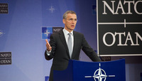 Pre-ministerial press conference by the NATO Secretary General