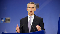 Meetings of the NATO Foreign Ministers at NATO Headquarters in Brussels - Press Conference by the NATO Secretary General